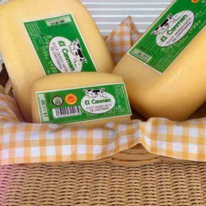Queso de nata de Cantabria El Carmen 450 grs