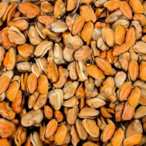 Mejillones sin concha 500 grs