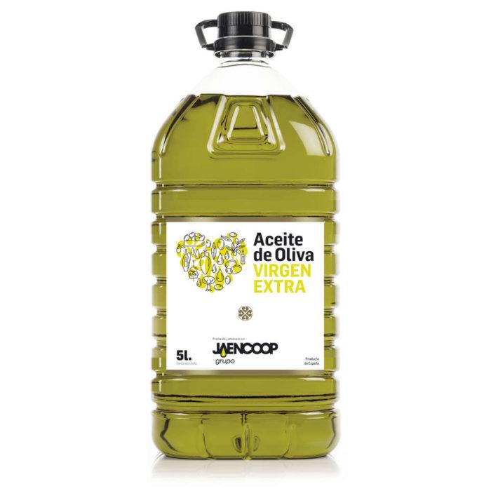 Aceite de oliva Jaencoop 5 litros