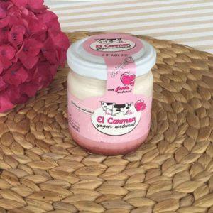 Yogurt con Fresas El Carmen 200 grs
