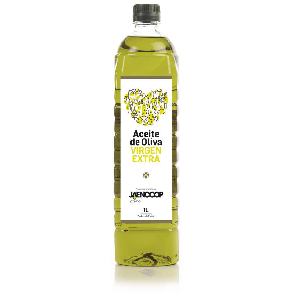 Aceite de oliva Jaencoop 1 litro