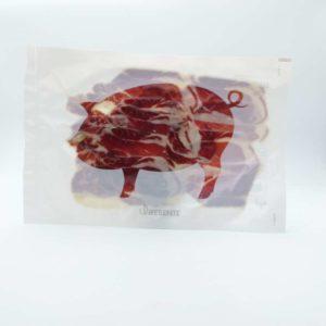 Sobre de paleta ibérica de bellota reserva 100 grs
