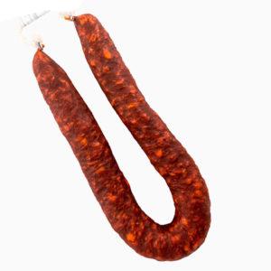 Chorizo de león dulce 280 grs aprox.