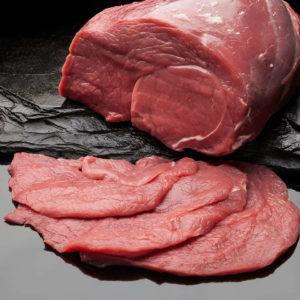 Filetes de ternera de Avila calidad extra medio kilo