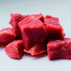 Carne de guisar de ternera Añoja 500 grs