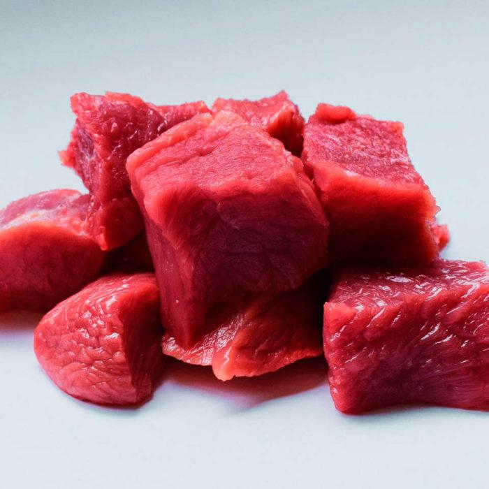 Carne de guisar de ternera Añoja