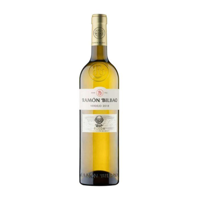 Vino blanco Ramón Bilbao Verdejo