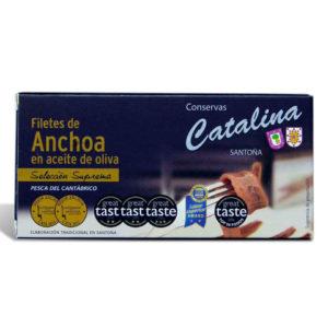 Octavillo de anchoas Catalina