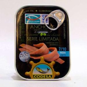 Octavillo de anchoas Codesa Serie Limitada