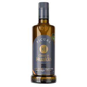 Aceite Casas de Hualdo picual 500 ml oliva virgen extra