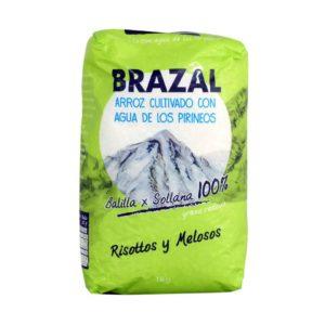 Arroz Brazal balilla x sollana 1 kilo