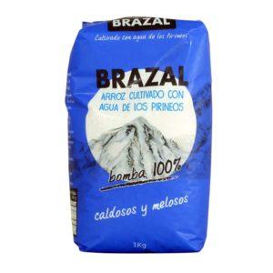 Arroz Brazal bomba 1 kilo