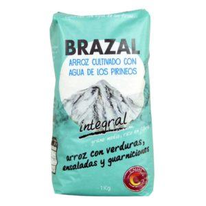 Arroz Brazal integral 1 kilo