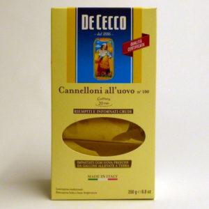 Cannelloni De Cecco n 100