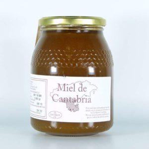 Miel de brezo de Cantabria La Merindad tarro 1 kilo