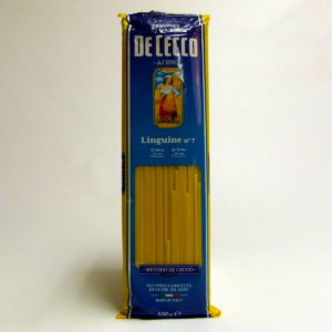 Pasta Linguine De Cecco n 7