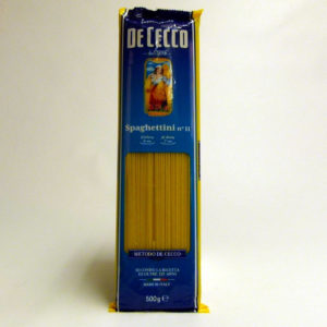 Spaguetti De Cecco n 11