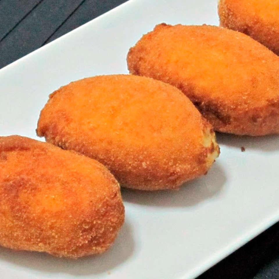 Huevos Villaroy