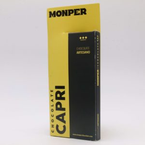 Chocolate de autor Monper Capri tableta 85 grs
