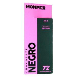 Chocolate Monper negro 72 %