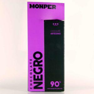 Chocolate Monper negro 90 %