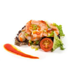 Salpicón de marisco casero 250 grs